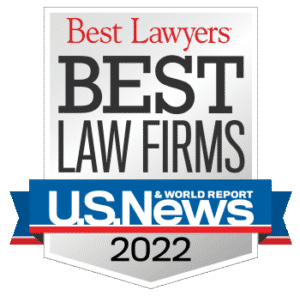 Best Law Firms US News 2022