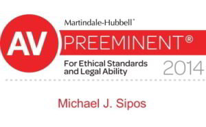 AV Preeminent Michael Sipos Micronesia Attorney