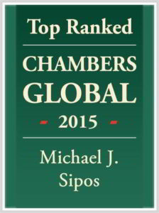 Top Ranked Chambers Michael Sipos Micronesia Attorney