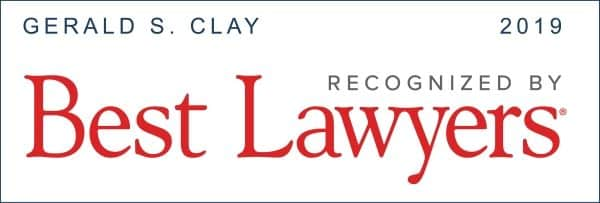 Gerald Clay Best Lawyers 2019
