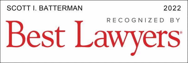 Best Lawyers 2022 Scott Batterman